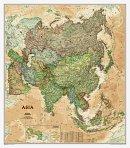 Asie National Geographic - Nástìnná mapa