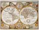 Antický svìt - Nástìnná mapa