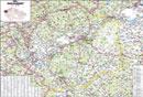 Karlovarský kraj - Nástìnná mapa