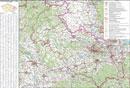 Moravskoslezský kraj - Nástìnná mapa