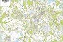 Ostrava - Nástìnná mapa