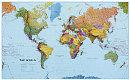 Stolní mapa Svìt