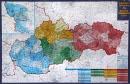 Slovenská republika PSÈ - Nástìnná mapa