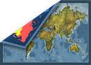 Fyzická mapa svìta oboustranná - Nástìnná mapa