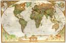 Mapa svìta National Geographic - Nástìnná mapa